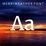 Merriweather Typeface