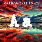 Carbon Type Letters