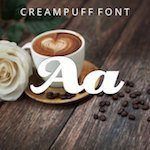 Creampuff Font