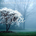 Learning Curve Letters