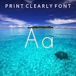 Print Clearly Letters