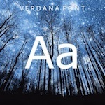 Verdana Download