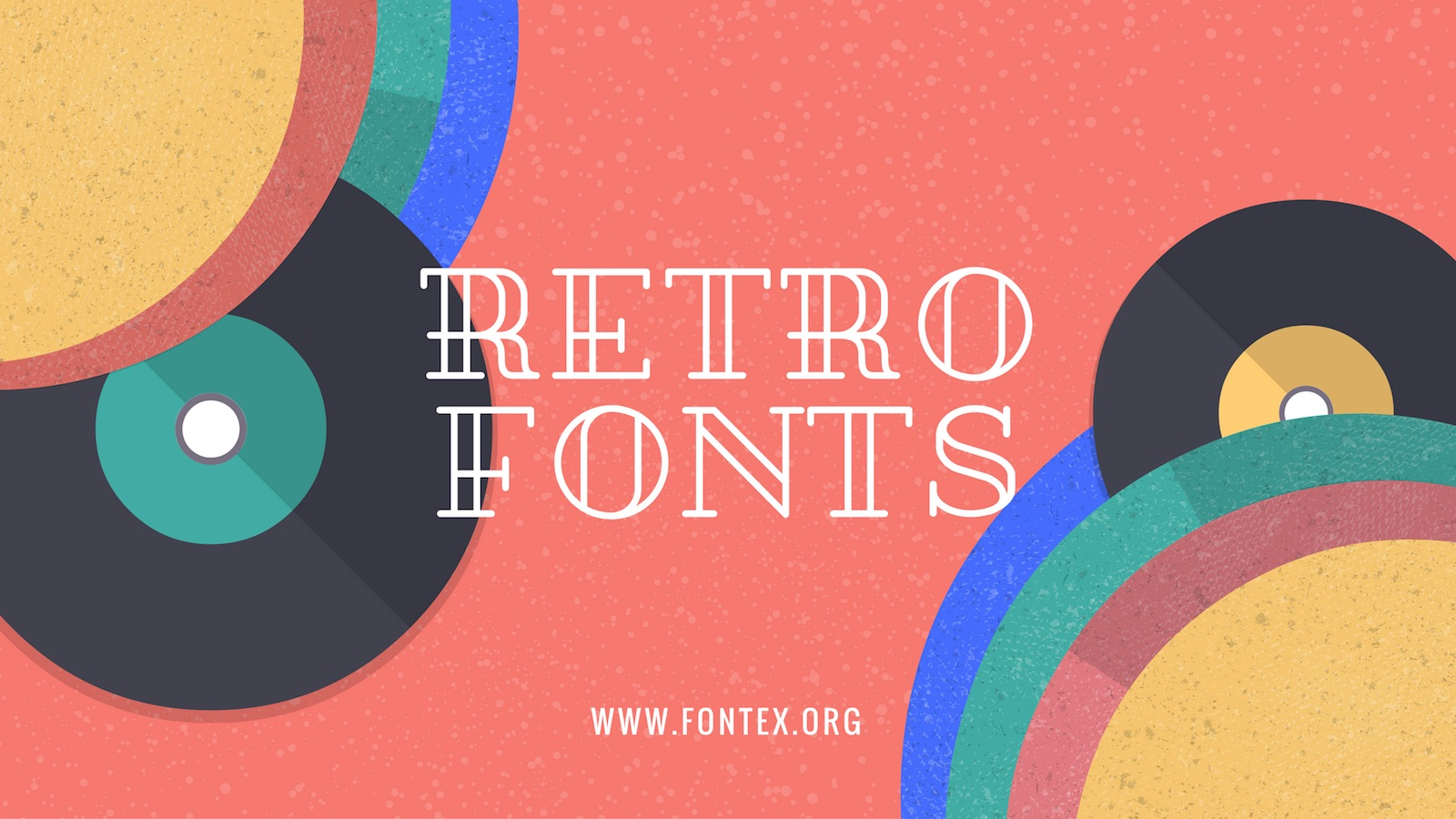 6+ Cool Retro Fonts: Best Free Downloads in 2017